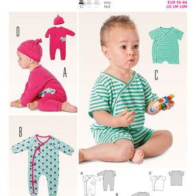 Burda Style Baby
