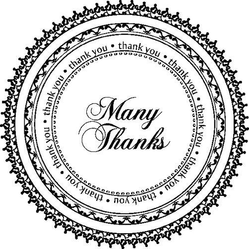 Many Thanks_97710