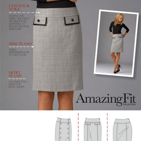 Misses & Miss Petite Skirts, Amazing Fit Collection