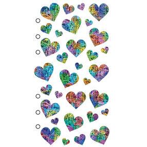 Classic Stickers Pastel Hearts_SPMT03