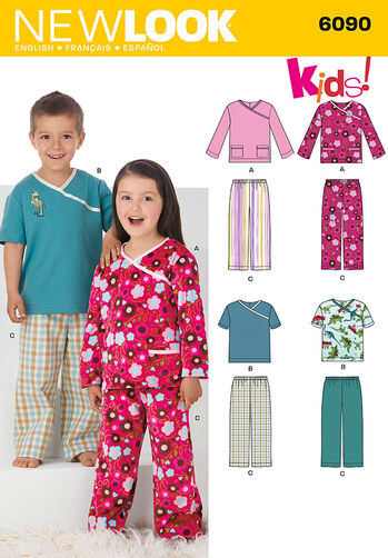 Child's Sleepwear