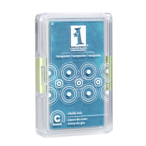Chalk Ink Pad-Turquoise _61-00006