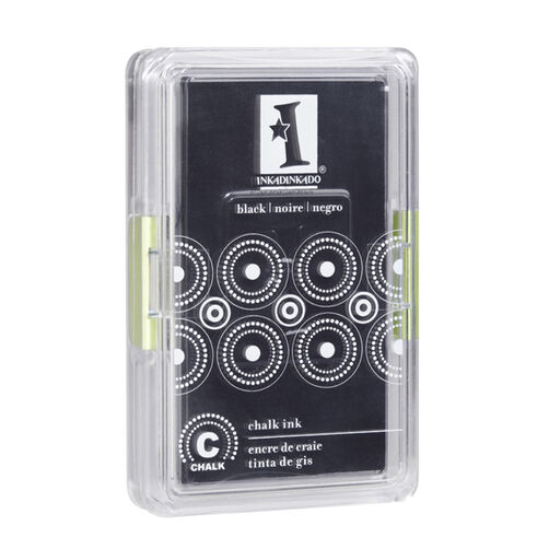 Chalk Ink Pad-Black _61-00008