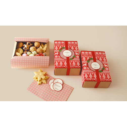 Cottage Christmas Match Boxes_48-30159