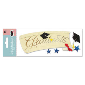The Graduate Title Stickers_SPJT14
