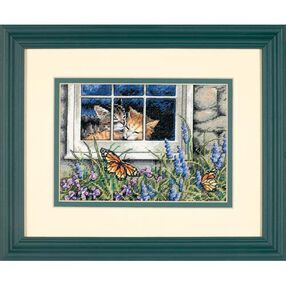 Feline Love, Counted Cross Stitch_65051