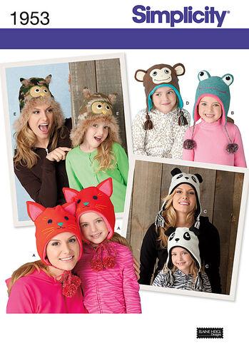 Misses' & Child's Hats