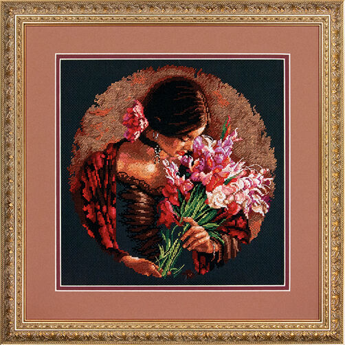 Summer Fragrance in Counted Cross Stitch_70-35315