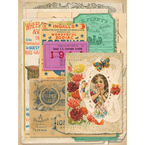 Life's Journey Ephemera Die-Cut Cardstock_30-591882