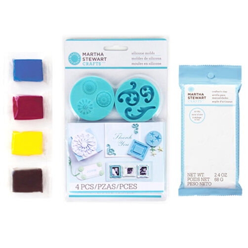 Frame & Flourishes Mold & Clay Gift Pack_860591