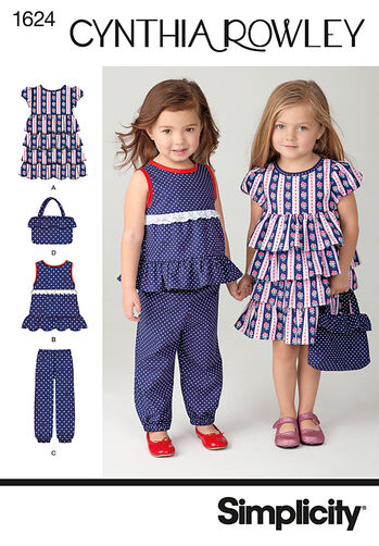 Toddlers' Sportswear Cynthia Rowley Collection