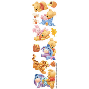 Baby Pooh Dimensional Stickers_51-40008