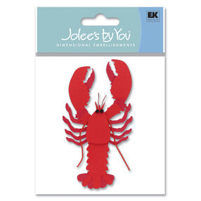 Lobster Embellishment_JJJA016C