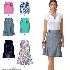 Misses' Skirts