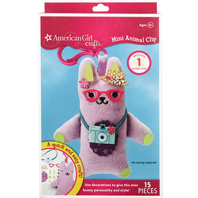 Bunny Mini Animal Clip_30-682979