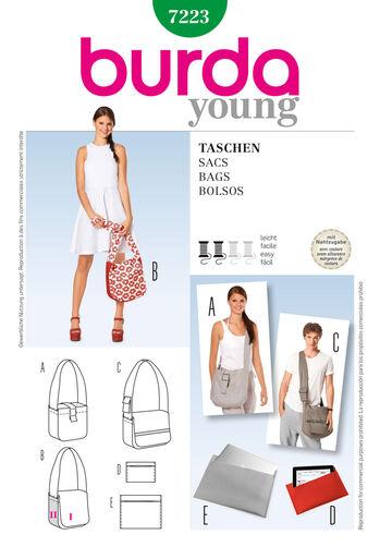 Burda Style Bags