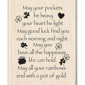 May Good Luck Find You _60-00492