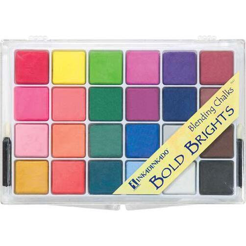 Bold Brights Blending Chalks_05843