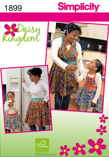 Child's & Misses' Aprons