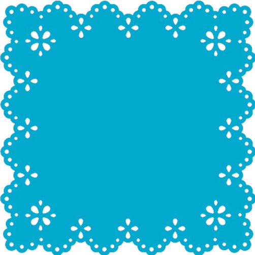 Eyelet Lace Punch Around The Page Set _42-60013