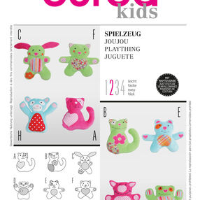 Burda Style Pattern 9637 Plaything