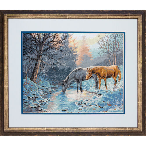 Frosty Morning Counted Cross Stitch_70-35294