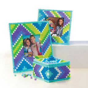 American Girl Crafts Perler Fuse Bead Decor Kit_30-727069