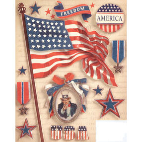 American Flag Grand Adhesions_555051