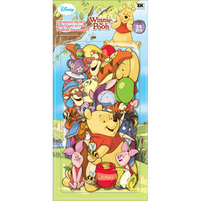 Winnie The Pooh Chipboard Embellishments_51-00083
