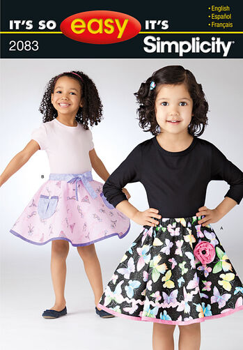 It's So Easy Child's Skirts