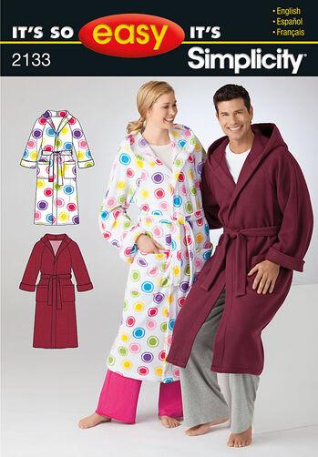It's So Easy Misses' & Men's Sleepwear
