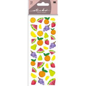 Fruit Icon Stickers_52-30034