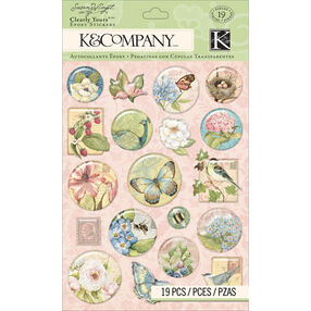 Susan Winget Floral Clearly Yours Icons_30-663275
