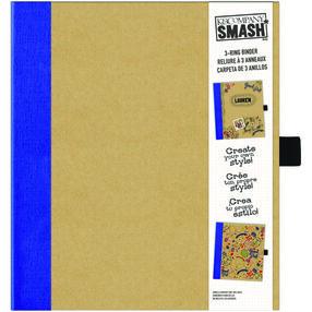 SMASH Kraft with Blue  Binder_30-685956