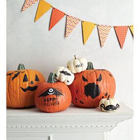 Monster Pumpkin Stickers_48-20351