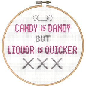 Candy, Counted Cross Stitch_70-74695
