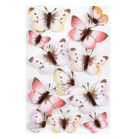 Sunny Days Ombre Butterfly Stickers_41-00416