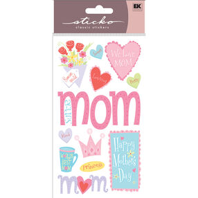 Happy Mother's Day Stickers_52-01075