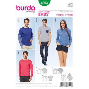 Burda Style Pattern 6602 Shirt