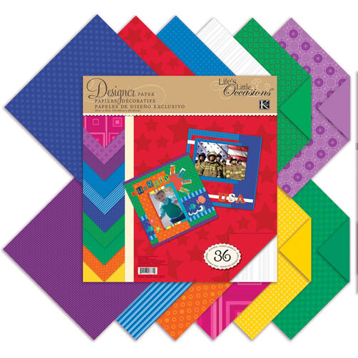 Primary Designer Paper Pad_30-588714