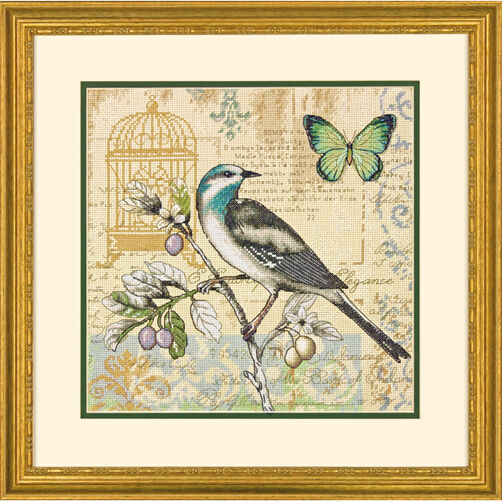 Nature Study Counted Cross Stitch_70-35290