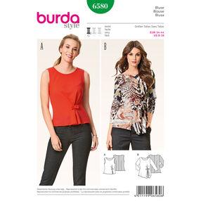 Burda Style Pattern 6580 Blouse