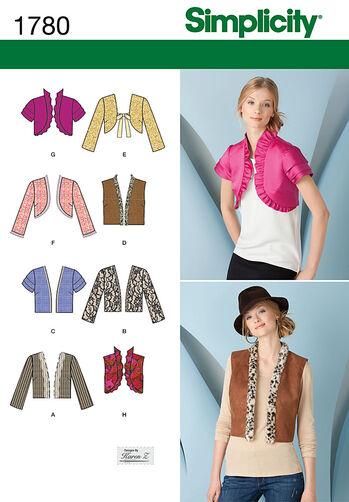 Misses' Jackets & Vests