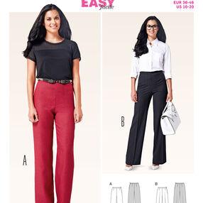 Burda Style Pants, Jumpsuits