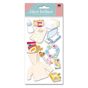 Diaper Bag Items Stickers_SPJBLG251