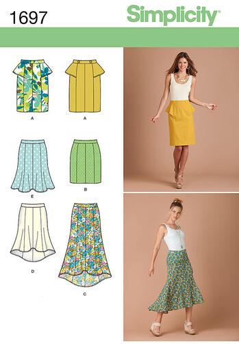 Misses' & Miss Petite Skirts