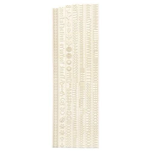 Condensed Sans Alpha Rubber Stamps_40-22009