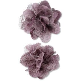 Purple Lace Flower Embellishments_50-60340
