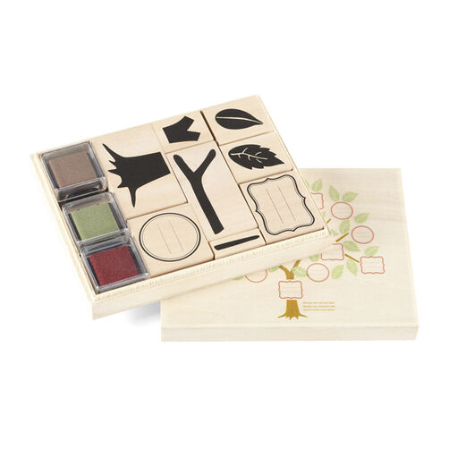 Family Tree Stamp Starter Kit_40-20005