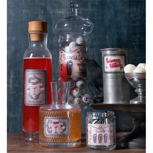 Gothic Manor Beverage Labels_48-20242